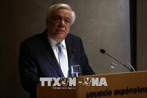 Hy Lạp giải tán quốc hội và sẽ bầu cử sớm vào tháng tới