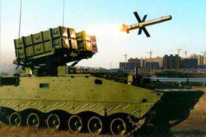 Lộ ảnh mật tên lửa chống tăng nguy hiểm nhất Trung Quốc