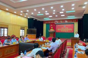 Thái Nguyên: Tổ chức Hội nghị Tổng kết 10 năm thực hiện Cuộc vận động 'Người Việt Nam ưu tiên dùng hàng Việt Nam'
