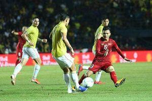 Vị thế mới của đội tuyển Việt Nam trước các đối thủ đẳng cấp