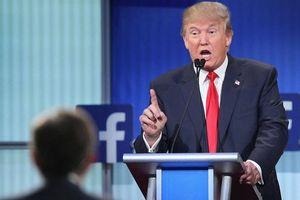 Ông Trump cáo buộc Facebook, Amazon và Google thông đồng với đảng Dân chủ