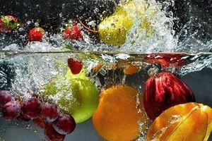 8 mẹo khử độc rau củ quả ngậm hóa chất cực đơn giản mà hiệu quả