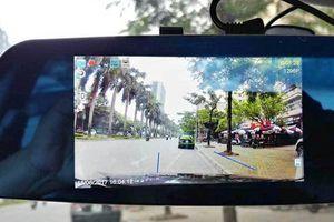 Dữ liệu camera hành trình có là cơ sở để bồi thường bảo hiểm xe?