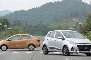 Hyundai i10 tăng doanh số nhưng không giữ được 'ngôi vương'