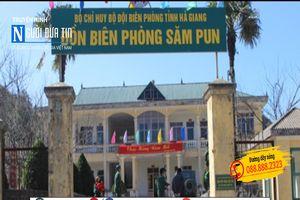 Hà Giang: Dân kêu khổ vì doanh nghiệp tùy tiện nổ mìn