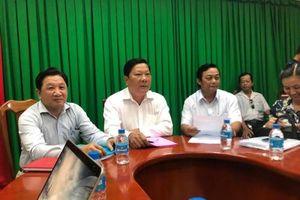 Lãnh đạo Sóc Trăng thừa nhận yếu kém trong quản lý 'vụ xăng giả 3.000 tỷ đồng'