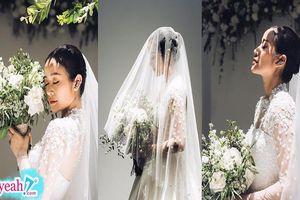 MC Phí Linh khoe ảnh cưới đầy mộng mơ, 'cô dâu tháng 6' nhận muôn vàn lời chúc từ bạn bè, đồng nghiệp