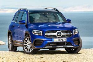 Mercedes-Benz GLB – 'đàn em' GLC ra mắt, chưa có giá bán