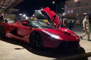 Các đại gia Campuchia chơi trội đưa hai chiếc Ferrari LaFerrari về nước cùng một lúc