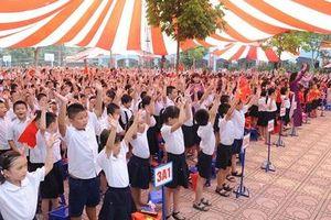 Quận Thanh Xuân: Phân tuyến để giảm tải học sinh cho các trường quá đông