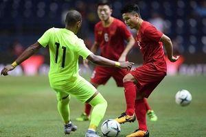 Quang Hải đi bóng lừa cầu thủ Curacao đẳng cấp như Messi bất ngờ gây 'sốt' MXH