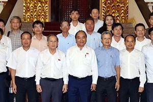 Thủ tướng Nguyễn Xuân Phúc làm việc với lãnh đạo tỉnh Thừa Thiên – Huế