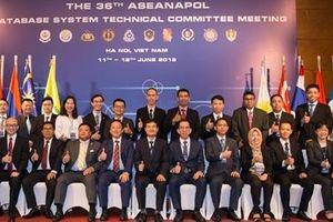 ASEANAPOL chia sẻ kinh nghiệm ứng dụng CNTT trong phòng, chống tội phạm