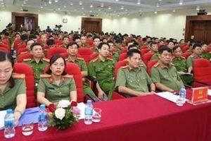 CBCS tập huấn công tác quản lý Nhà nước về PCCC và CNCH