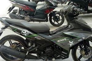 Ổ nhóm đối tượng trộm cắp hơn 20 xe máy