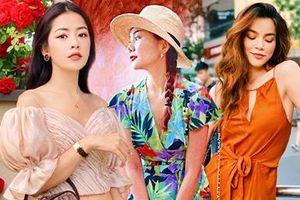 'Bắt bài' street style hạ nhiệt ngày nóng của Hồ Ngọc Hà, Chi Pu và loạt mỹ nhân Việt