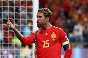 Vòng loại EURO 2020: De Gea mất vị trí số 1, Tây Ban Nha thắng 4 trận liên tiếp