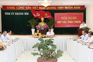 Hà Nội và Khánh Hòa thúc đẩy hợp tác trên các lĩnh vực