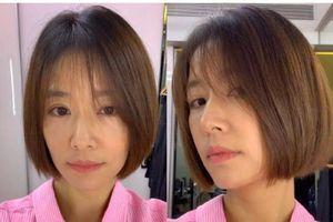 Tin được không, Lâm Tâm Như cuối cùng cũng cắt tóc sau bao nhiêu năm 'chung thủy' với tóc dài