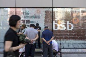 Bất an với 'điểm mù' 647 tỉ đô la trong hệ thống ngân hàng Trung Quốc