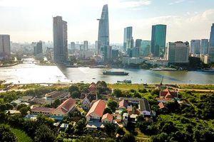 TP Hồ Chí Minh: Sáp nhập 16 phường, xã không đủ diện tích, dân số