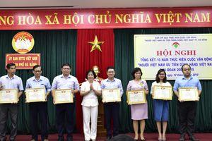 Người tiêu dùng hài lòng khi lựa chọn hàng Việt