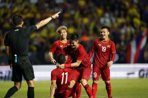 Thầy trò ông Park nằm kèo trên ở vòng loại World Cup 2022