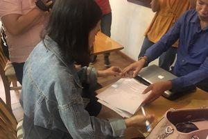 Nữ sinh tố phụ xe Phương Trang sàm sỡ đã gửi đơn tố giác