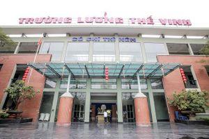 Trường Lương Thế Vinh xin lỗi vì thay đổi điểm chuẩn lớp 6