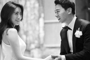Vợ tài tử 'Hoàng hậu Ki' được khen đẹp như Kim Tae Hee