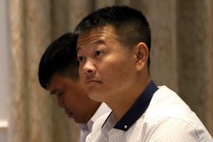 Cựu tuyển thủ Văn Quyến gây chú ý ở vòng chung kết U15 quốc gia