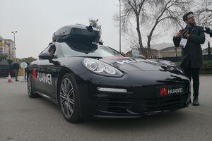 Khó khăn đủ đường, Huawei vẫn công bố phát triển xe tự lái