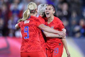 Cầu thủ nữ nhận tiền thưởng kém xa đồng nghiệp nam ở World Cup
