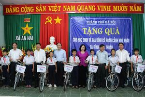 Đoàn công tác TP Hà Nội thăm, làm việc tại tỉnh Ninh Thuận