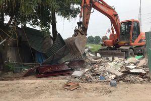 Phường Phú Đô tổ chức xử lý vi phạm đất đai
