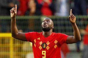 Lukaku lập cú đúp, Bỉ có chiến thắng 3 sao trước Scotland