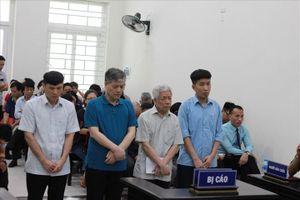 Chia chác 105 tỉ lãi ngoài, cựu sếp Vinashin lĩnh án 13 năm tù
