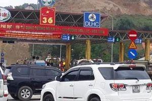 Vụ người dân 'vây' trạm BOT Hòa Lạc: UBND tỉnh Hòa Bình có đề nghị bất ngờ