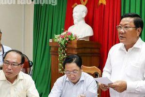 Phó bí thư tỉnh Sóc Trăng lên tiếng vụ 'đi học tập nước ngoài' do ông trùm xăng giả Trịnh Sướng tài trợ