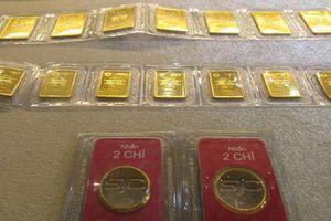 Giá vàng SJC bật tăng mạnh mẽ