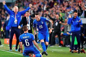 Vòng loại EURO 2020: 'Xe tăng' Đức cày nát đối thủ, Italia hồi sinh mạnh mẽ