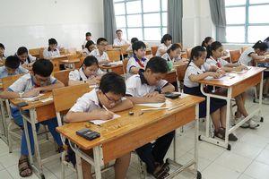 Gần 4.200 thí sinh thi khảo sát năng lực bằng tiếng Anh lớp 6 Trường THPT Trần Đại Nghĩa