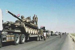Giao tranh ác liệt, Syria điều tiếp viện hùng hậu tới Hama-Idlib