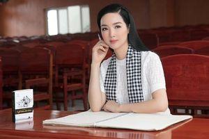 Hoa hậu Đền Hùng Giáng My: Bản lĩnh không chỉ ở nhan sắc