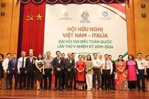 Hội hữu nghị Việt Nam – Italy trong nhiệm kỳ mới