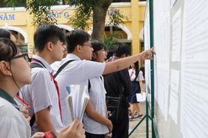 TP.HCM công bố điểm thi lớp 10 sớm hơn 1 ngày so với dự kiến