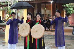 Liên hoan trình diễn các Di sản văn hóa phi vật thể đại diện của nhân loại