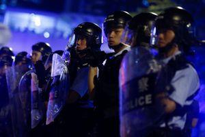 Người dân Hồng Kông tiếp tục biểu tình
