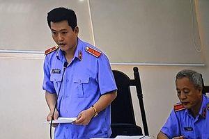 Đề nghị không giảm án cho 2 cựu thứ trưởng Bộ Công an