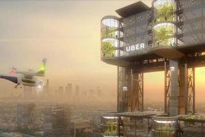 Uber và AT&T hợp tác phát triển 5G cho taxi bay
